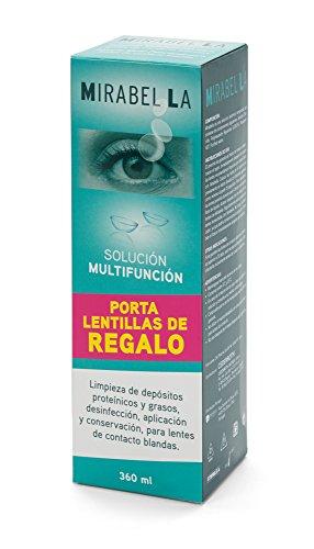 Mirabella Liquido Lentillas - 12 Unidades