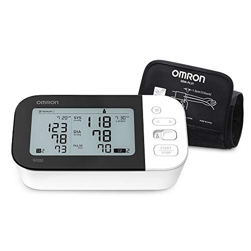 Omron Wireless Upper Arm Blood Pressure Monitor, 7 Series