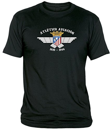 Camiseta Atlétivo De Aviación Adulto/niño Camisetas