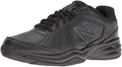 New Balance Men's mx409v3 Casual Comfort Training Shoe, Black, 12 M US