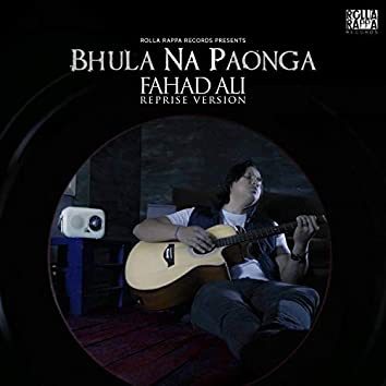 Bhula Na Paonga (Reprise Version)