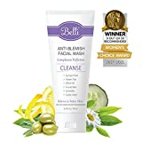 Belli Anti-Blemish Facial Wash – Cleanse Acne-Prone Skin – OB/GYN and Dermatologist Recommended...