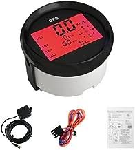 ELING Warranted Digital GPS Speedometer Odometer for Car Motorcycle Boat 3-3/8'' 12V/24V