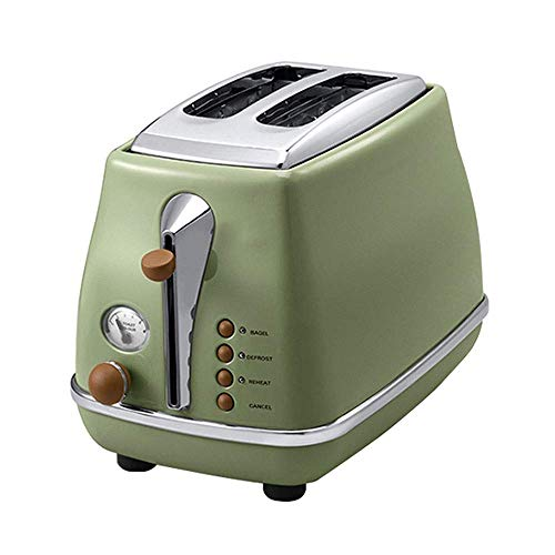 TWDYC Toaster Multi-function household spit driver, mini breakfast machine (Color : A)
