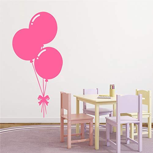 ZSYNB Muursticker Modern Naam Ballon Waterdicht Home Decor Verwijderbare Muursticker Diy Accessoires