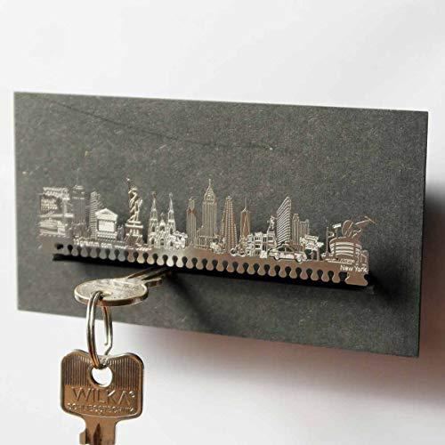 13gramm New York-Skyline Schlüsselbrett Souvenir in der Geschenk-Box