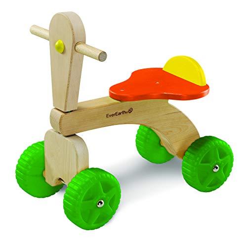 EverEarth Triciclo de Madera, (EE33716)