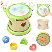 Tumama 3-in-1 Baby Musical Activity Cube Toys