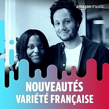Nouveautés Variété Française