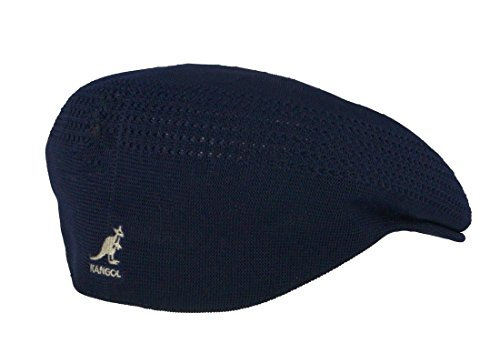 Kangol Original Tropic 504 Ventair Flatcap Blau M