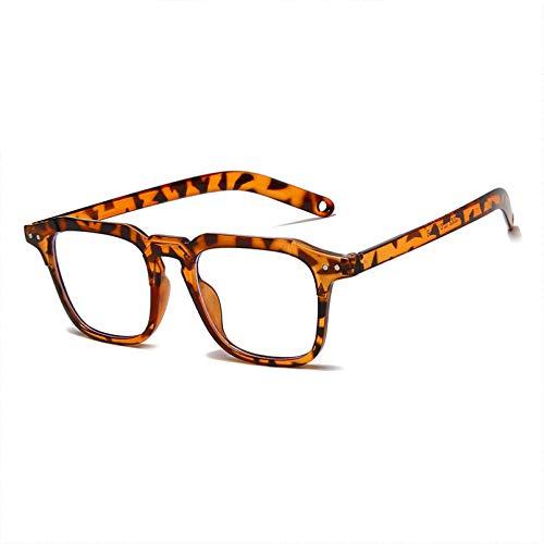 YTYASO Gafas de Sol cuadradas Hombres Gafas de Sol Coloridas Gafas Moda para Mujer Gafas de conducción UV400