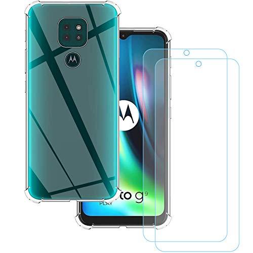 Motorola E7 Plus Funda Marca KZIOACSH
