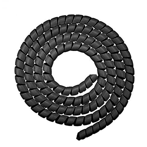 Scooter Cable Manga, Línea De Freno Espiral Tubo Retardante Retardante Carcasa Protector...