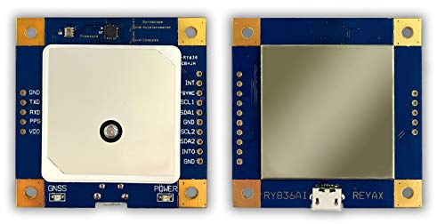 REYAX RY836AI 10Hz USB GPS Glonass BeiDou Antenna Module Pressure Compass Gyro sensors