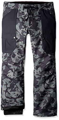 AIRBLASTER Herren Shell Oberbekleidung Freedom Cargo Pant, Herren, Men's Shell Outerwear Freedom Cargo Pant, Stealth Dinoflage, Large