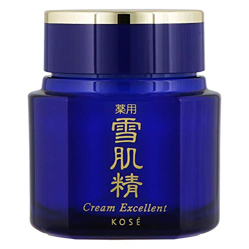 Kose Medicated Sekkisei Cream Excellent 50g - Hautpflege