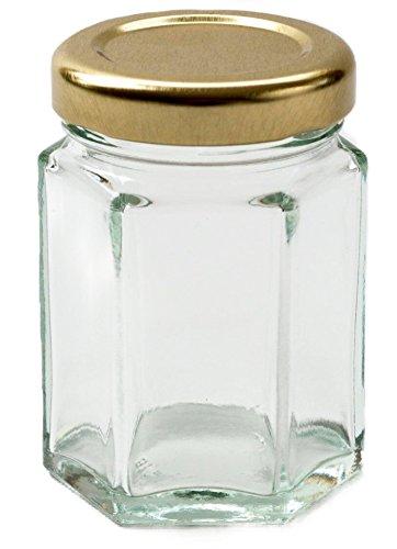 Nutley 's 55ml Einmachgläser Marmeladengläser (50tlg.)