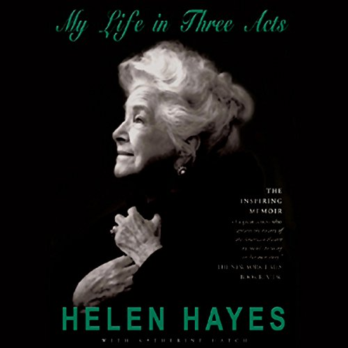 Helen Hayes audiobook cover art