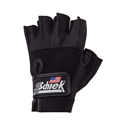 Schiek Sports, Inc. Premium Gel Lifting Gloves Size: Large