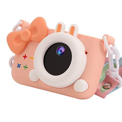 Pbzydu 2,4-Zoll-Display ABS Mini-Kamera, Lernkamera Digitalkamera, langlebig für Kinder