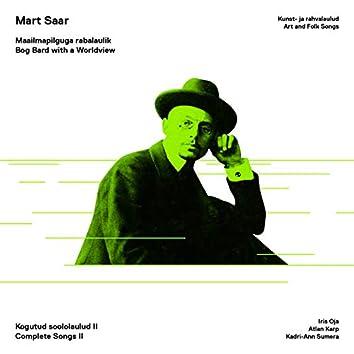 Mart Saar: Complete Songs Two