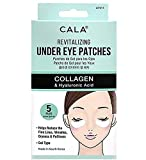 REVITALIZING UNDER EYE PATCHES COLLAGEN AND HYALURONIC ACID