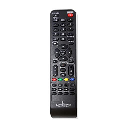 Miwaimao AKB73095401 New Remote Control for LG Blu-ray Disc Player BD611 BD555 BD550 BD611 BD620C BD630C BD640C