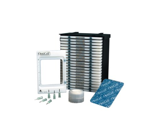 Nunc Opticell Max 2100 Starter Kit Zellkultursystem (20 Stück)