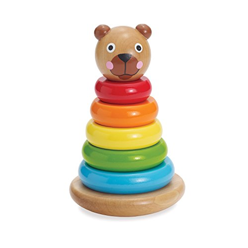 Manhattan Toy - 211540 - Brilliant Bear Magnetic Stack Up