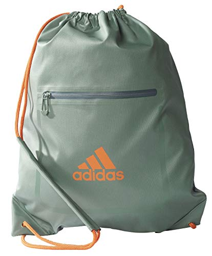 adidas Training GB Sporttasche, Grün - Vertra/Nartac, 45 x 24 x 36 cm