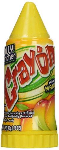Lorena, Candy Crayon Mango Sft, 1.13 OZ (Pack of 10)