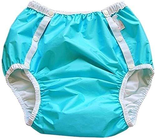 Estancos a prueba de agua reutilizables pañales de tela, pañales for adultos, pañales for la incontinencia, pantalones elásticos de la incontinencia urinaria, for los pacientes, los ancianos, adultos