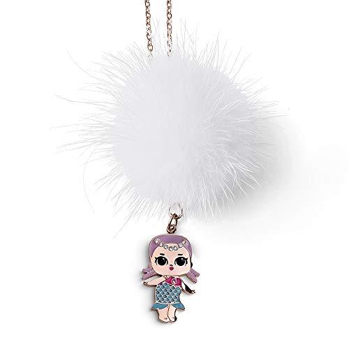 L.O.L. SURPRISE! Joyas con cristales de Swarovski: un maravilloso regalo para niñas pequeñas, perfecto para Navidad, cumpleaños o cualquier celebración.