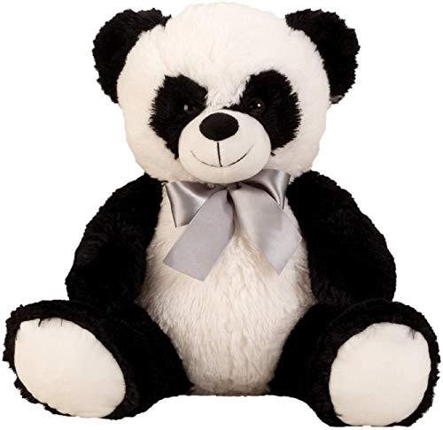 Lifestyle & More Süßer Pandabär Kuschelbär 50 cm groß Plüschbär Kuscheltier Panda samtig weich - zum liebhaben