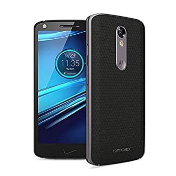 Motorola DROID Turbo 2 XT1585 32GB - Black Leather  Verizon Wireless