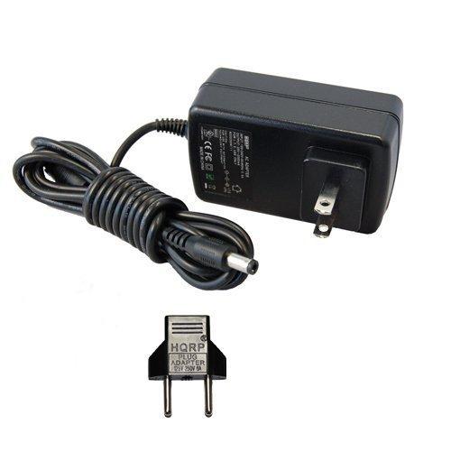 HQRP Adaptador de CA para Bose Altavoces Bluetooth SoundLink III / Altavoces Bluetooth SoundLink III con tapa blanda más Adaptador de enchufe europeo