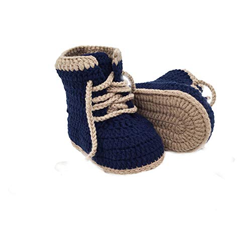Stonz Baby Booties, Three Season Stay-On Boots, for Bare Feet or Shoes, for Mild or Cold Snow Weather, Fuschsia, M