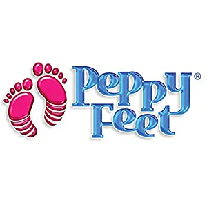 Peppy Feet® Orthotic Insoles [Large] Fit Men Sizes 6-12.5 / Women 8-14.5