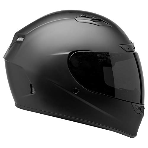 Bell Qualifier DLX Full-Face Helmet (Blackout Matte Black - Large)