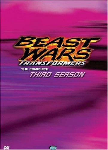 Beast Wars Transformers: Complete Third Season [Import USA Zone 1]