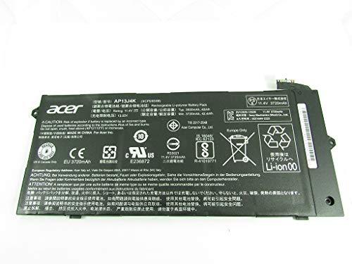 BattPit Laptop Battery for Acer 3ICP5/65/88 AP13J3K AP13J4K KT.00303.014 KT.00304.001 Chromebook C720 C720P - [3920mAh/45Wh]