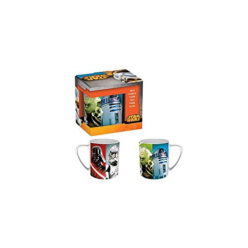 Disney Tasse Porcelaine Star Wars