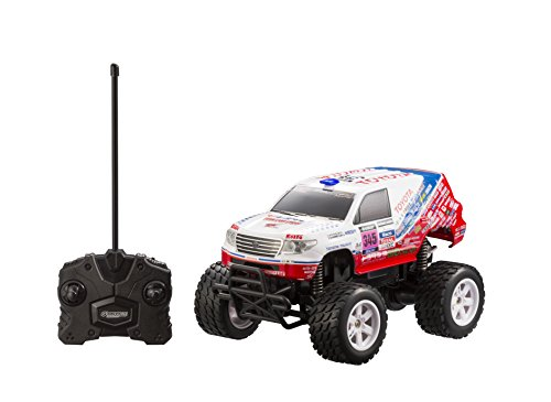 R/C G-DRIVE eco トヨタ ランドクルーザー200 ダカールラリー2014 優勝車両