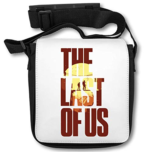 The Last Of Us Tribute T-Shirt Borsa a tracolla