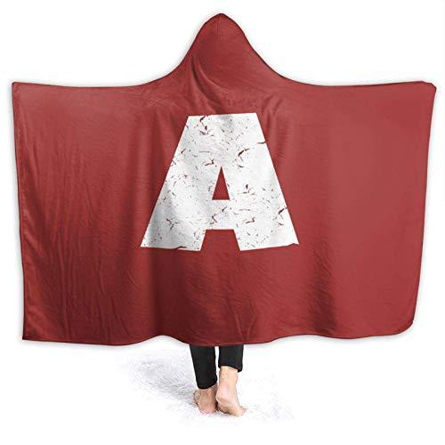 Alvin et Les Chipmunks Merch - Manta con capucha para invierno, suave, cálida, cómoda, poncho para adultos, hombres, mujeres y adolescentes