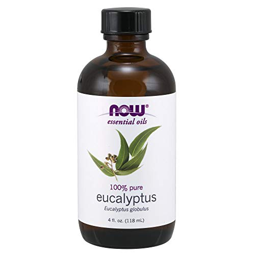NOW Essential Oils, Eucalyptus Oil, Clarifying Aromatherapy Scent, Steam Distilled, 100% Pure,...
