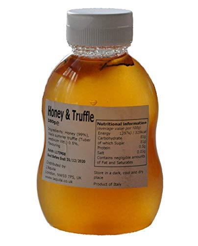 Miel de trufa - con trufas negras de verano 380g