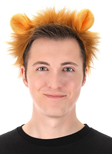 Price comparison product image elope Lion Ears and Tail Standard Orange