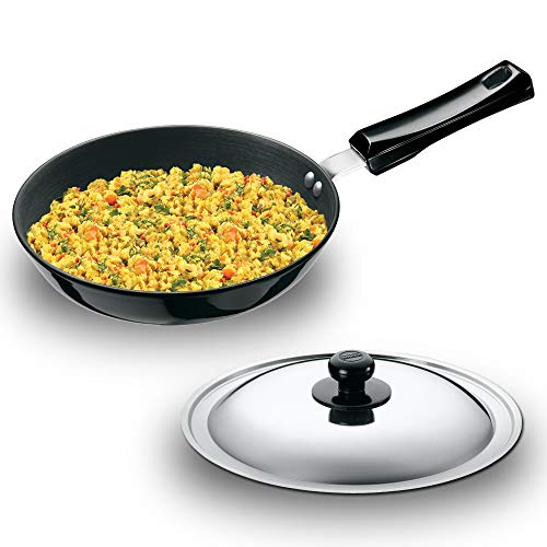 Hawkins Futura Nonstick Induction Compatible Frying Pan with...