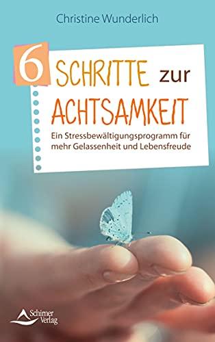 6 Schritte zur Achtsamkeit: Ein Stressbewältigungsprogramm für mehr Gelassenheit und Lebensfreude